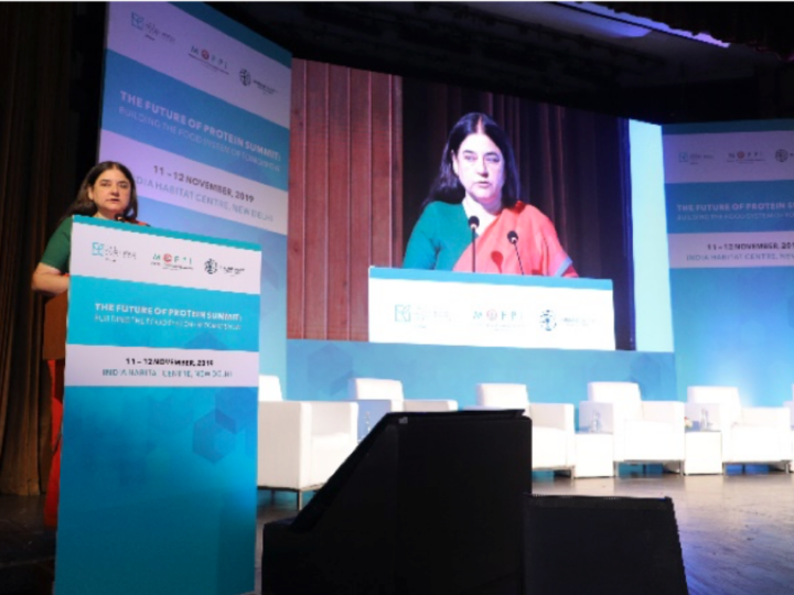 HSI/India co-organizes the Future of Protein Summit 2019